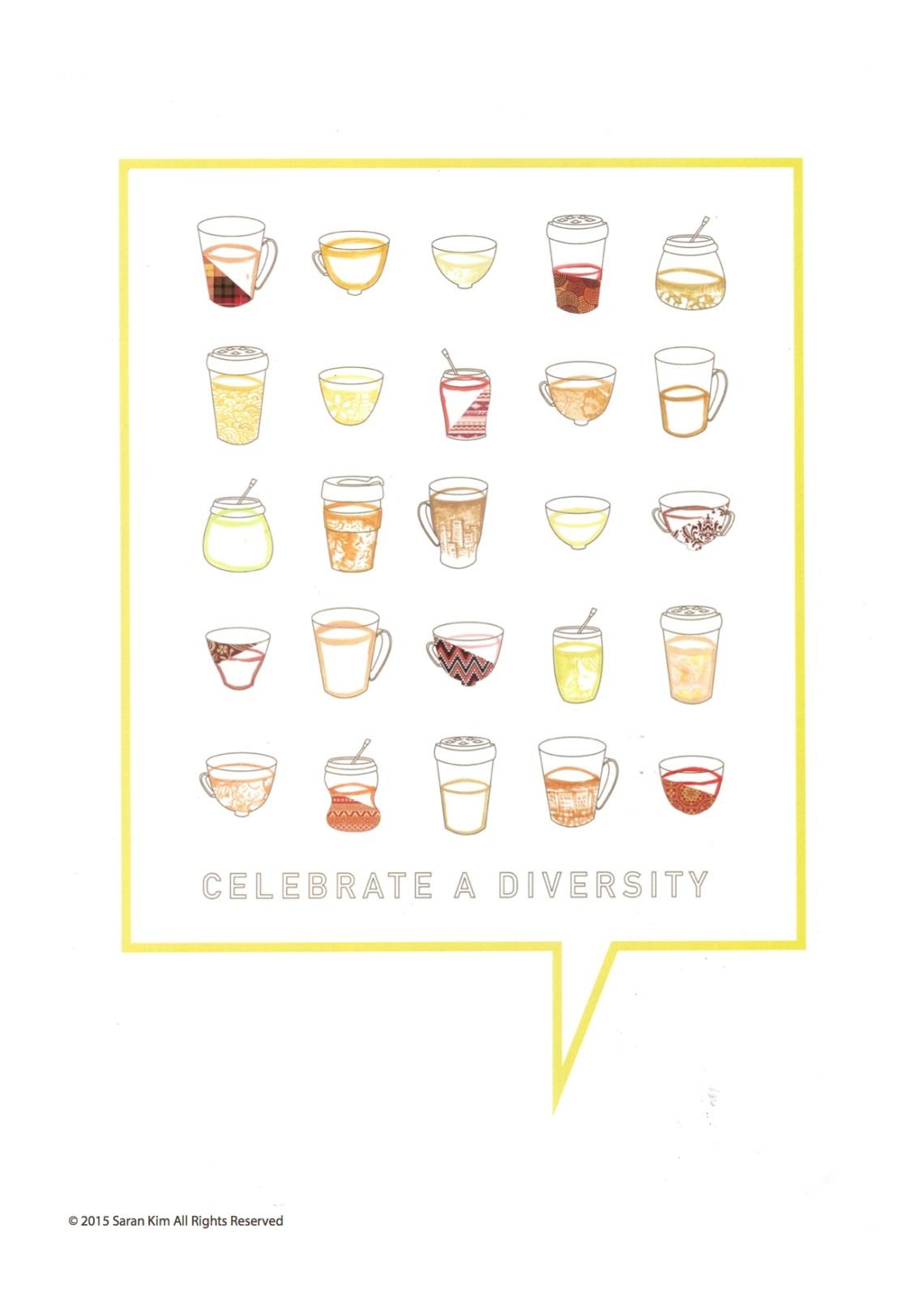 Celebrate a diversity