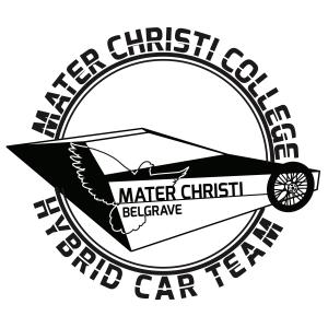logo on back